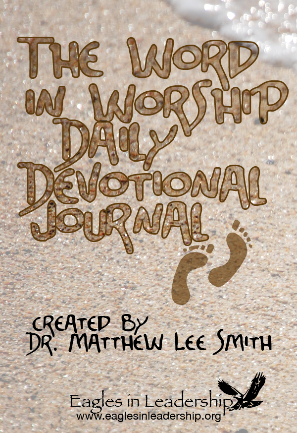 Daily Devotional Journal