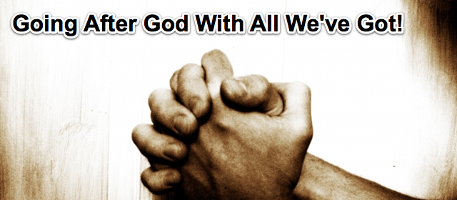 Going After God - web slider