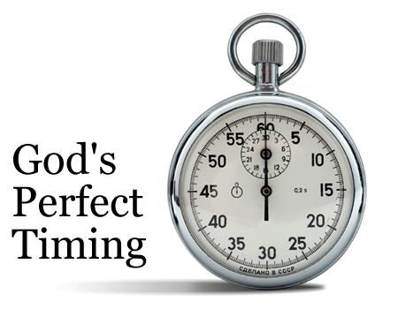 Timing - GodsPerfect