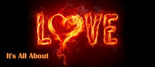 Love - fire