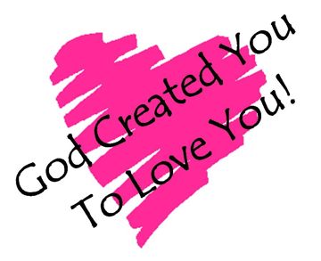 God Created You to Love You 2014