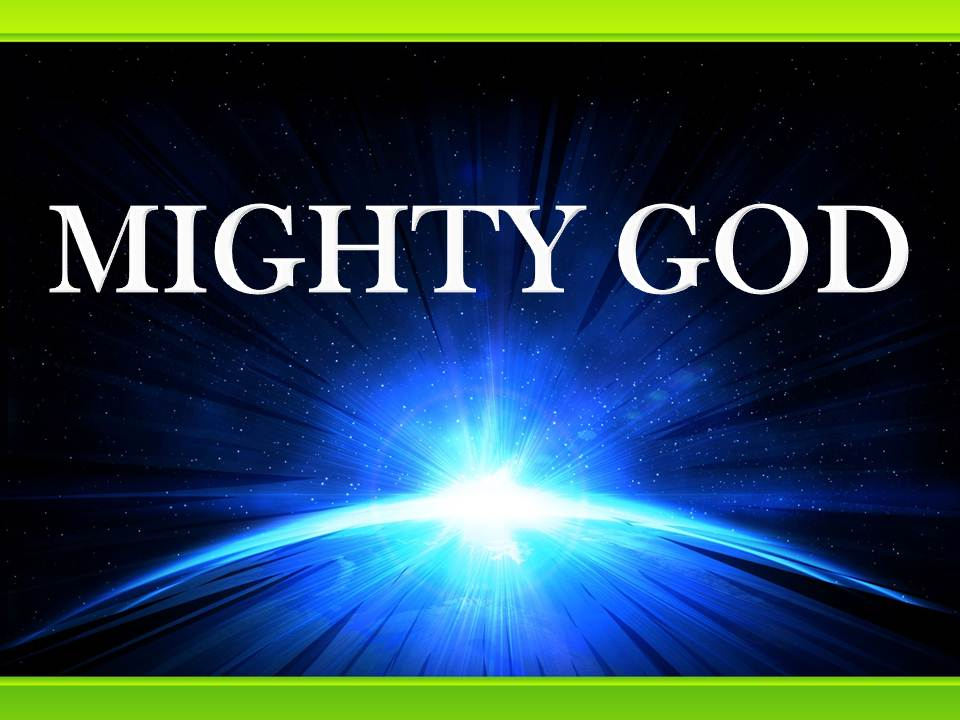 MIGHTY-GOD