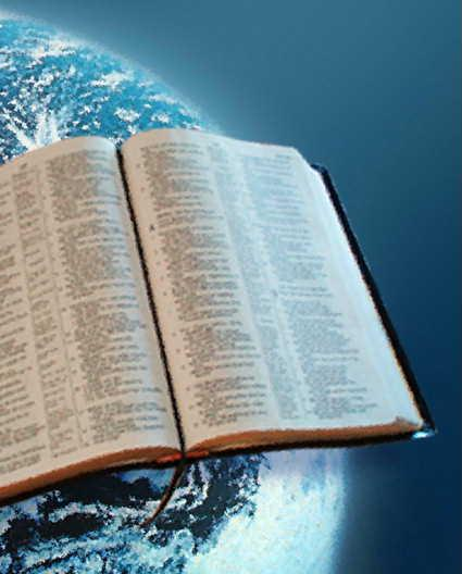 bible on earth