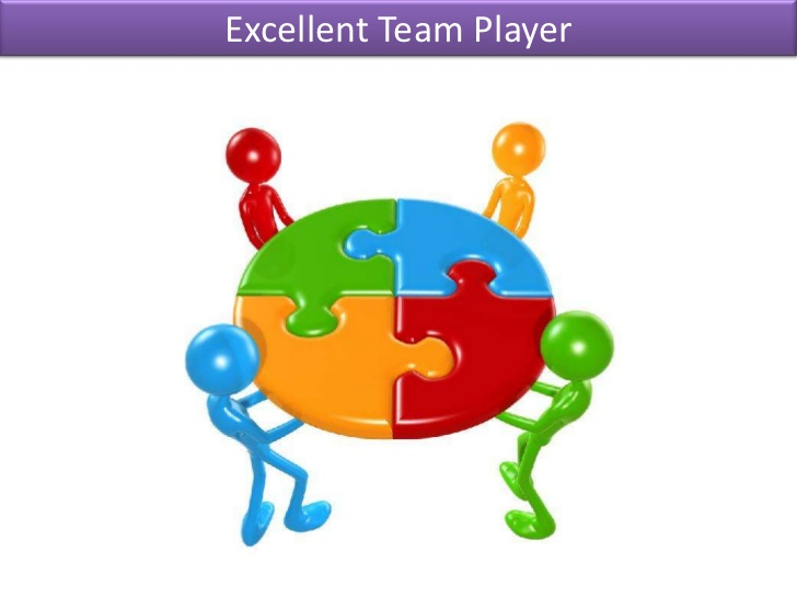 Excellent Team Player