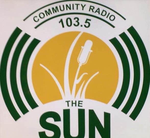 SUN Radio - 103.5 logo