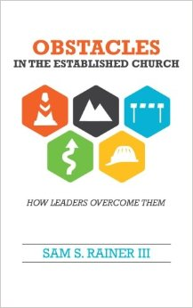 Obstacles In the Established Church - Book Cover