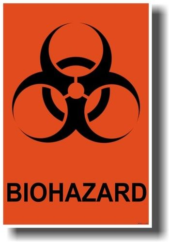Contagion - Biohazard