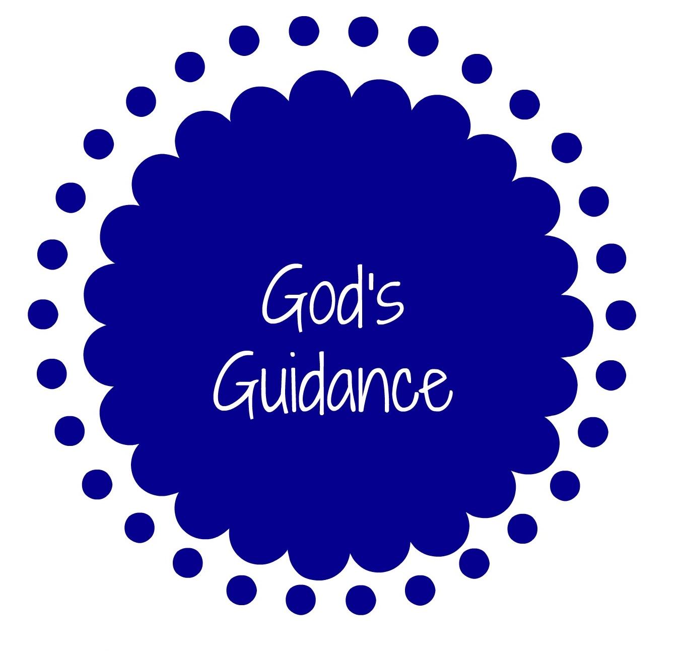 Gods-guidance