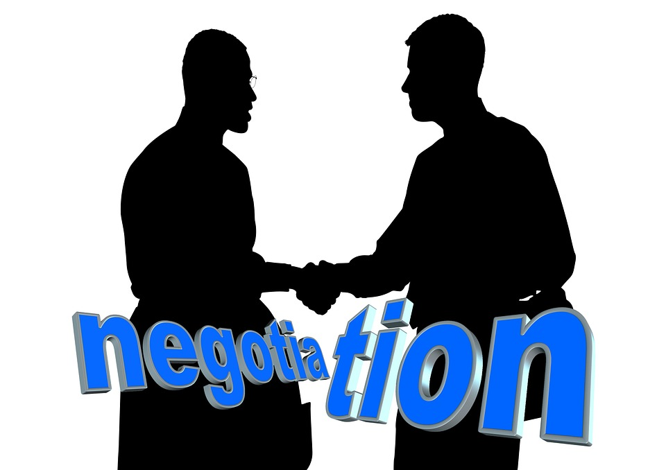 Faith Filled Friday – Negotiating With God!